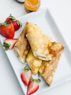The BEST Crepes! Recipe