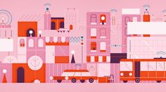 Presentation video for an advertising agency, focused on the analysis of Big Data to create a more effective communication through responsive ads. Our role: Art Direction, Illustration, Animation Copywriting: Paolo Guglielmoni
