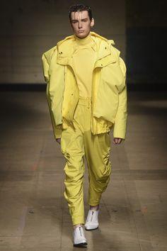 MAN Fall 2017 Menswear Fashion Show Collection