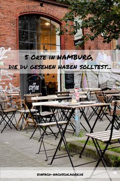 Hamburg: 5 great places from the Schanze to the Elbe - A few weeks ago I was in Hamburg for a few days, reason enough to share my highlights with you. Restaurant Hamburg, Hamburg City, Colorado Hiking, Road Trip Hacks, Travel Humor, Short Trip, Nightlife Travel, Weekend Trips, Culture Travel