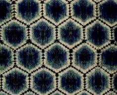 Motohiko Katano- shibori fabric sample