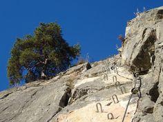 Klettersteig Gerlossteinwand : Montafoner klettersteige wandern klettersteig