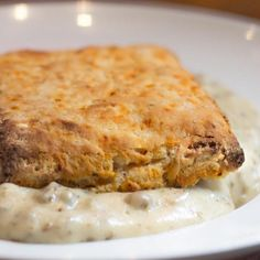 Anyone fancy a Nerd Head Cheddar Biscuit and Holly's Gravy?  Holly's Gourmets Market  #Knoxville #Catering #Wedding #Lunch #Breakfast #Restaurant