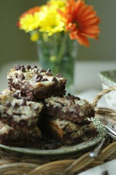 temp-tations by Tara: German Chocolate Cake Bars