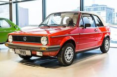Golf Cabriolet #VolkswagenGolfCabriolet Volkswagen Golf Cabriolet, Golf 1 Cabriolet, Audi, Porsche, Ducati, Lamborghini, Vw Gol, Vw Cars, Daihatsu