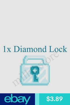 ] Diamond Lock Guaranteed Delivery with BONUS! Growtopia Hacks, Games Consoles, Video Game Console, Video Games, Geek Stuff, Delivery, Diamond, Best Deals, Ebay