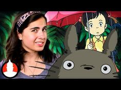 Is Totoro the Angel of Death?! - The My Neighbor Totoro Theory: Cartoon Conspiracy (Ep. 12) - YouTube