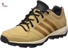 Lea Plus Daroga adidas-Chaussures de montagne homme, Marrón / Negro / Blanco 42 2/3 EU - Chaussures adidas (*Partner-Link)