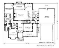 2,639 Sq. Ft. • Stone Creek | L. Mitchell Ginn & Associates