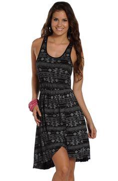 Rock & Roll Cowgirl Sleeveless Dress