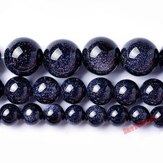 16/'/' Strand Natural Golden Sand Stone Loose Spacer Beads Craft Making 4//6//8//10MM