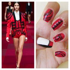 Dolce & Gabbana Spring RTW 2015