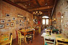 ZaZa's, Florence. Definitely the best restaurant in the entire world