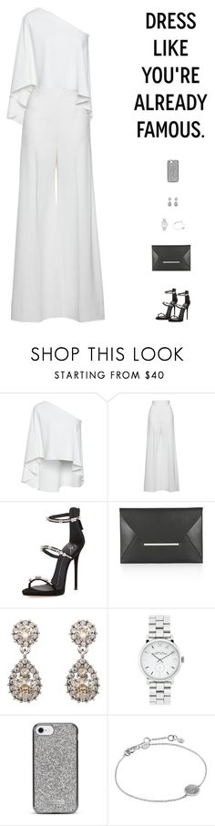 """I feel the magic between you and I"" by sashiss ❤ liked on Polyvore featuring Roland Mouret, Giuseppe Zanotti, BCBGMAXAZRIA, Marc by Marc Jacobs, Nanette Lepore, Links of London, bcbg, fashionset, polyvoreeditorial and widepants"