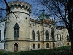 Slovakia, Veľké Uherce - Manor-house