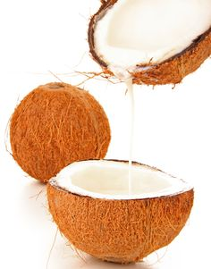 1. Have a glass of coconut water. 2. Add coconut to smoothies. 3. Eat a tablespoon or two of coconut oil, straight from the jar. 4. Toast coconut flakes. 5. Pan-fry some pumpkin chunks in coconut oil. 6. Make your own coconut ice cream!  7. Stew fruit in coconut milk  8. Make rice pudding with coconut milk. 9. Make your own coconut butter!