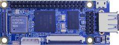 NanoPi - это WiFi, Bluetooth, LE Linux устройство разработчика.