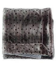 Essenza Home Fake Fur bontplaid Cos dark grey