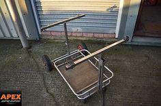 #Folding 4 #wheel kart trolley  -rotax max, go kart, tkm, #vortex, honda, otk ,  View more on the LINK: http://www.zeppy.io/product/gb/2/222399162995/