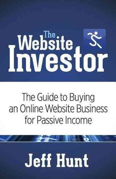 The Website Investor: The Guide to Buying an Online Website Business for Passive Income Ever Wanted to Own Your Own Business? The Website Investor exposes Earn Money From Home, Way To Make Money, Make Money Online, Business Website, Online Business, Own Your Own Business, Online Income, Online Jobs, Work From Home Jobs
