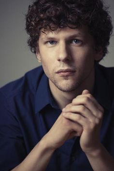 Jesse Eisenberg. So I have a thing for guys that look like Jesse. Some people find that odd but I do! ☺️ nice eyes, he has this cute smirk, and I like the tall and slim look.