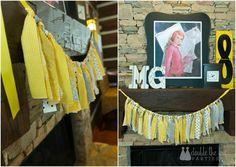 Nancy Drew Party Week:: Decorations