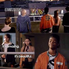 """#RedBandSociety 1x05 """"So Tell Me What You Want"""""""