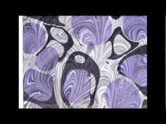 Paper Marbling--An Ancient Book Art. A short video about paper marbling, suminigashi, and ebru, produced for a graduate glass at San Jose State University, by Susan Haufler-Foster, 2011.