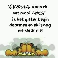 Afrikaans Quotes, All The Things Meme, Good Morning Wishes, Morning Quotes, Laugh Out Loud, Winnie The Pooh, Give It To Me, Funny Quotes, Sayings