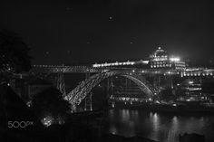 Porto, my city. Ponte D. Luis I - fatima salcedo Sydney Harbour Bridge, Street, City, Photography, Travel, Porto, Photograph, Viajes, Fotografie