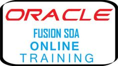Oracle FUSION SOA Online Training Course with real time experts