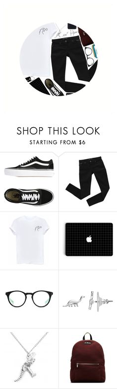 """""""if youre not going to speak up, how will the world know you exist"""" by x-veni-vidi-amavi-x ❤ liked on Polyvore featuring Vans, Bardot, NIKE, LC Lauren Conrad, Dr. Martens and Various Projects"""