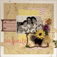 OUR FAMILY***MY CREATIVE SCRAPBOOK*** - Scrapbook.com
