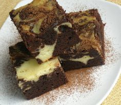 Resep Cake: Marble Cheese Cake