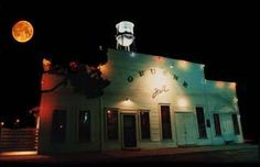 Gruene Hall - Texas' Oldest Dance Hall in Gruene, TX.   Fun place to go, and also lots of restaurants, antique shops, Bed-n-Breakfast....Awesome and close to the Guadalupe River in New Braunfels, TX