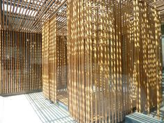 Commune by the Great Wall, Kengo Kuma by tibetreis.com & architectuurreis.com, via Flickr