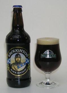 Black Douglas Ale (Broughton Ales, Ltd., Biggar, Scotland)