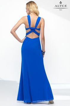 855d10ffe5 Alyce Paris 35831 Dress. Mesh DressBodiceNecklineFeminineProm DressesWomen s Plunging ...