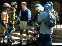 Mighty Ducks 3 Pics Of Deleted Scenes Mighty Ducks Quotes, D2 The Mighty Ducks, Movies Showing, Movies And Tv Shows, Charlie Conway, Benny The Jet Rodriguez, Duck Wallpaper, Duck Pictures, Flying Together