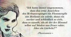 """aus """"Phantasmen"""" von Kai Meyer. Mehr zum Buch auf www.bittersweet.de"""