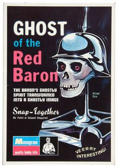 Monogram - Ghost of the Red Baron kit