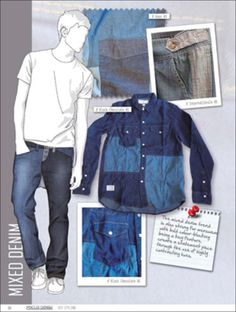Focus on Denim Vol. 11 incl. CD-ROM - Active / Sportwear - Styling ...