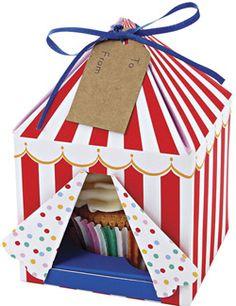 Housebox Chapiteau Circus chez Bianca and Family