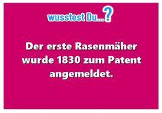 ...wann der Rasenmäher erfunden wurde? -  http://www.wusstest-du.com/wp-content/uploads/2016/06/erfindung-rasenmäher.jpg - http://www.wusstest-du.com/wann-der-rasenmaeher-erfunden-wurde/