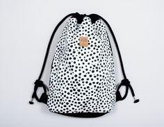 Pünktchen Backpack von UNTER PINIEN WERKSTATT auf DaWanda.com