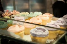 Magnolia Bakery. For desert and just a relaxing sitting time, this cafe is perfect. Breathe in the sugar and enjoy.