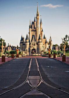 Magic Kingdom, Castle, It's a Disney World