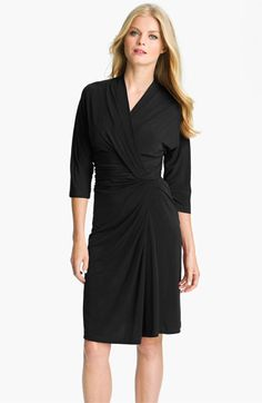 Suzi Chin for Maggy Boutique Surplice Jersey Dress | Nordstrom $118