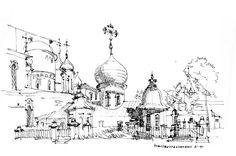Yevgeniy Konstantinovich - architect (1946-2013)