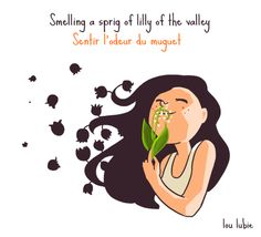 instants heureux Doodle Girl, Cool Art, Awesome Art, Tumblr, Cute Doodles, Funny Pictures, Funny Pics, Lily Of The Valley, Character Design Inspiration
